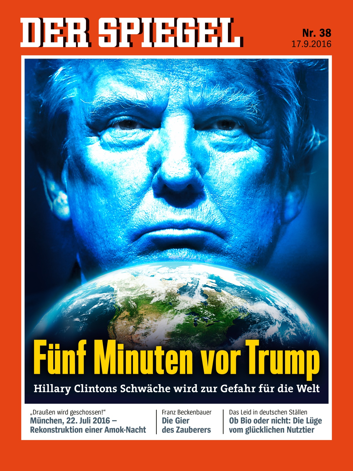 U s presidential election page 23 for Magazin der spiegel