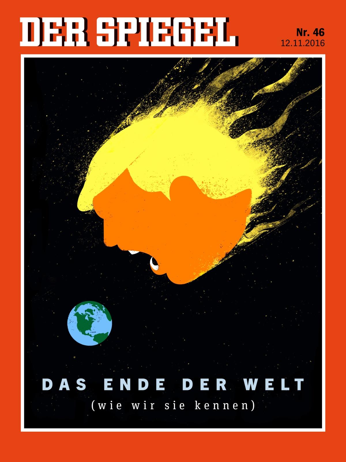 Der spiegel 2016 46 for Spiegel jahresbestseller 2016