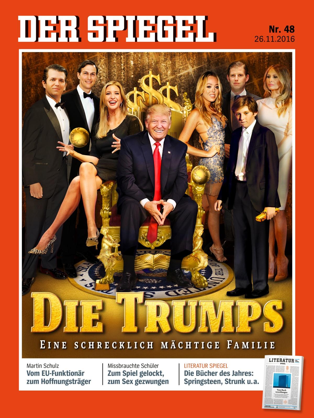 Der spiegel 2016 48 for Spiegel jahresbestseller 2016