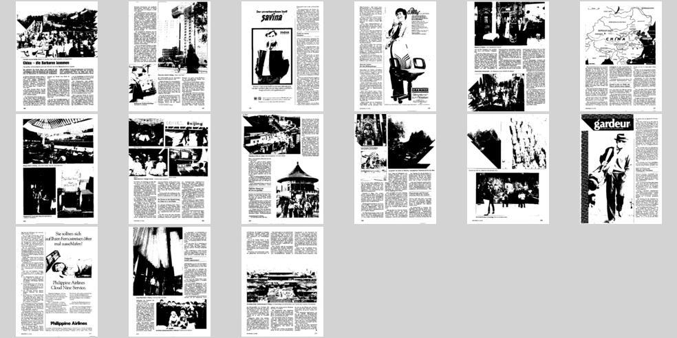 China - die Barbaren kommen - DER SPIEGEL 40/1985