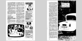 fernsehen sch ner orgasmus der spiegel 40 1987. Black Bedroom Furniture Sets. Home Design Ideas