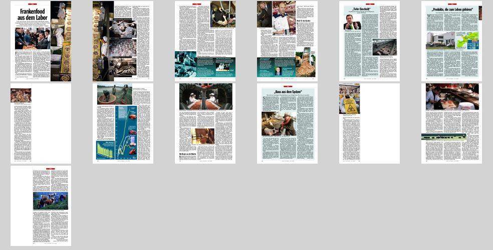 Gemütlich Designer Kantine Spiegel Magazin Bilder - Innenarchitektur ...