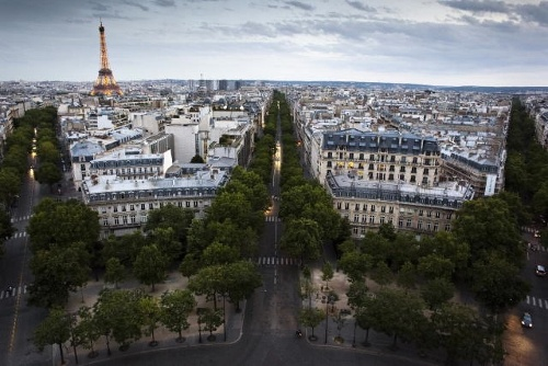 Paris, das Leben danach