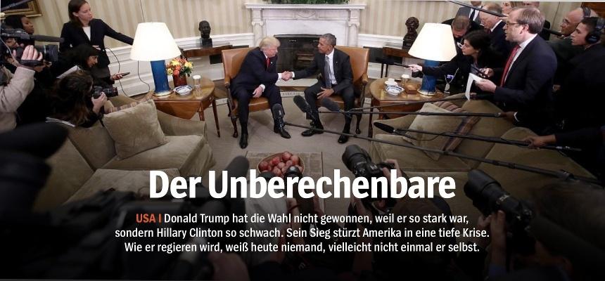 Der spiegel 46 2016 for Spiegel letzte ausgabe