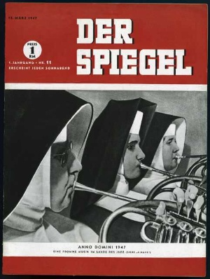 der spiegel 11 1947 inhaltsverzeichnis. Black Bedroom Furniture Sets. Home Design Ideas