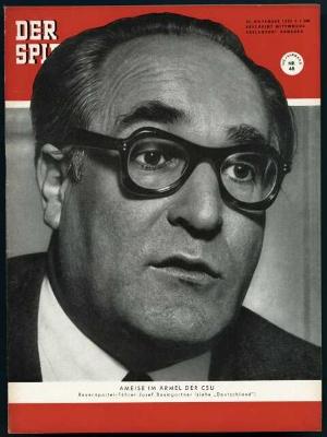 PFERDE-DOPING: Faktor X im Spiel - DER SPIEGEL 48/1954