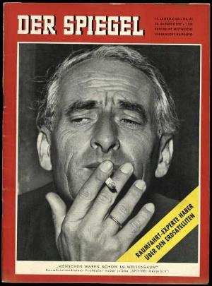 Kriegsrichter wer half sch rner der spiegel 42 1957 for Der spiegel archiv