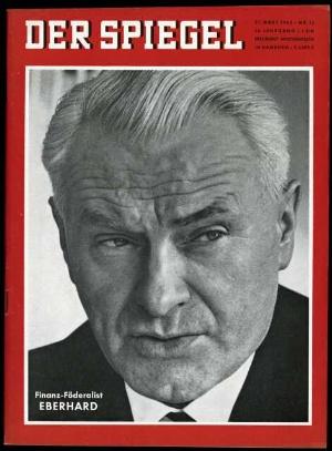 Will vesper der spiegel 12 1962 for Der spiegel archiv