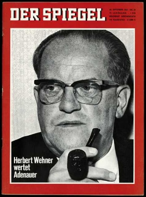 Risultati immagini per 1959 BAD GODESBERG FOTO - WEHNER HERBERT?