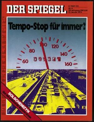 Solschenizyn der archipel gulag der spiegel 4 1974 for Spiegel heft