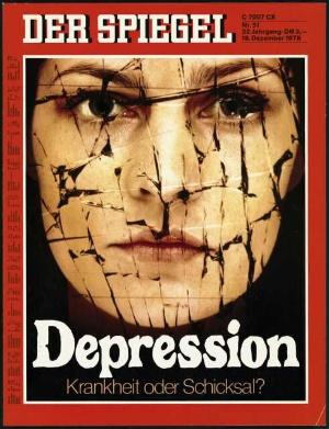 Depression Ist Wut Wut Gegen Sich Selbst Der Spiegel 511978