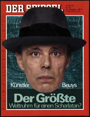 Resultado de imagen de Joseph Beuys 1979 european Gruenen