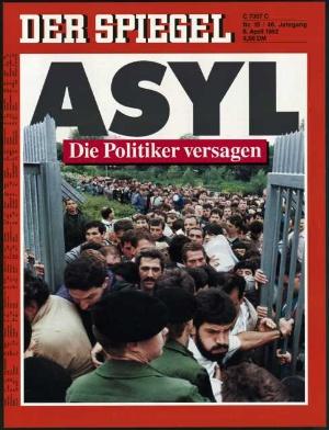 Liechtenstein im rucksack der spiegel 15 1992 for Der spiegel schlagzeilen