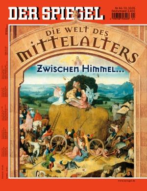 Mythos mittelalter der spiegel 44 2005 for Spiegel reinigen