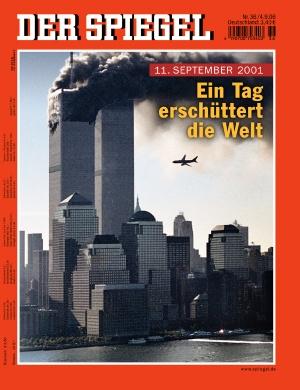 11 september 2001 der spiegel 36 2006 for Der spiegel zeitung