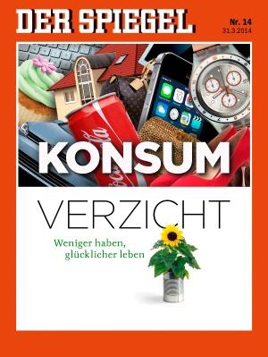 Titelblatt Spiegel 14/1014