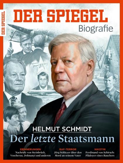 SPIEGEL Biografie: Helmut Schmidt