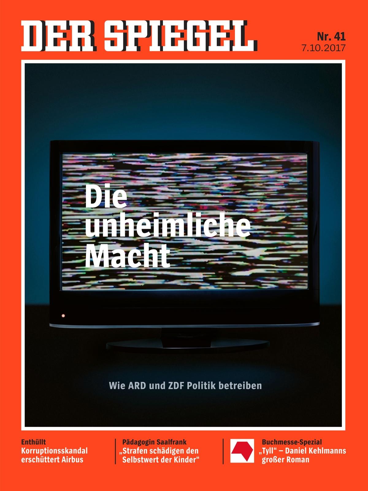 Der spiegel 2017 41 for Spiegel 2017