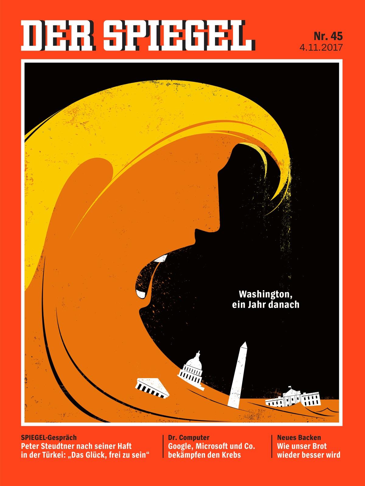 Der spiegel 2017 45 for Spiegel jahresbestseller 2017