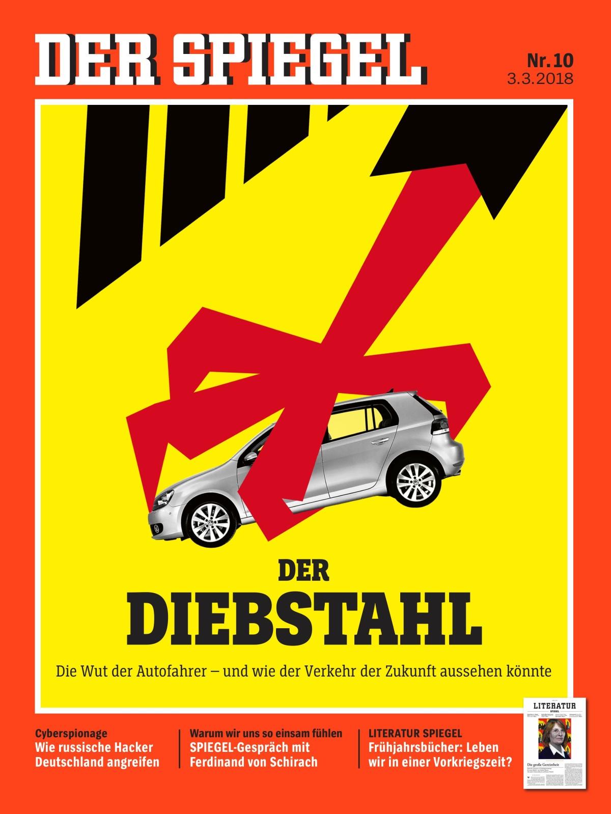 Der spiegel 2018 10 for Spiegel juli 2018