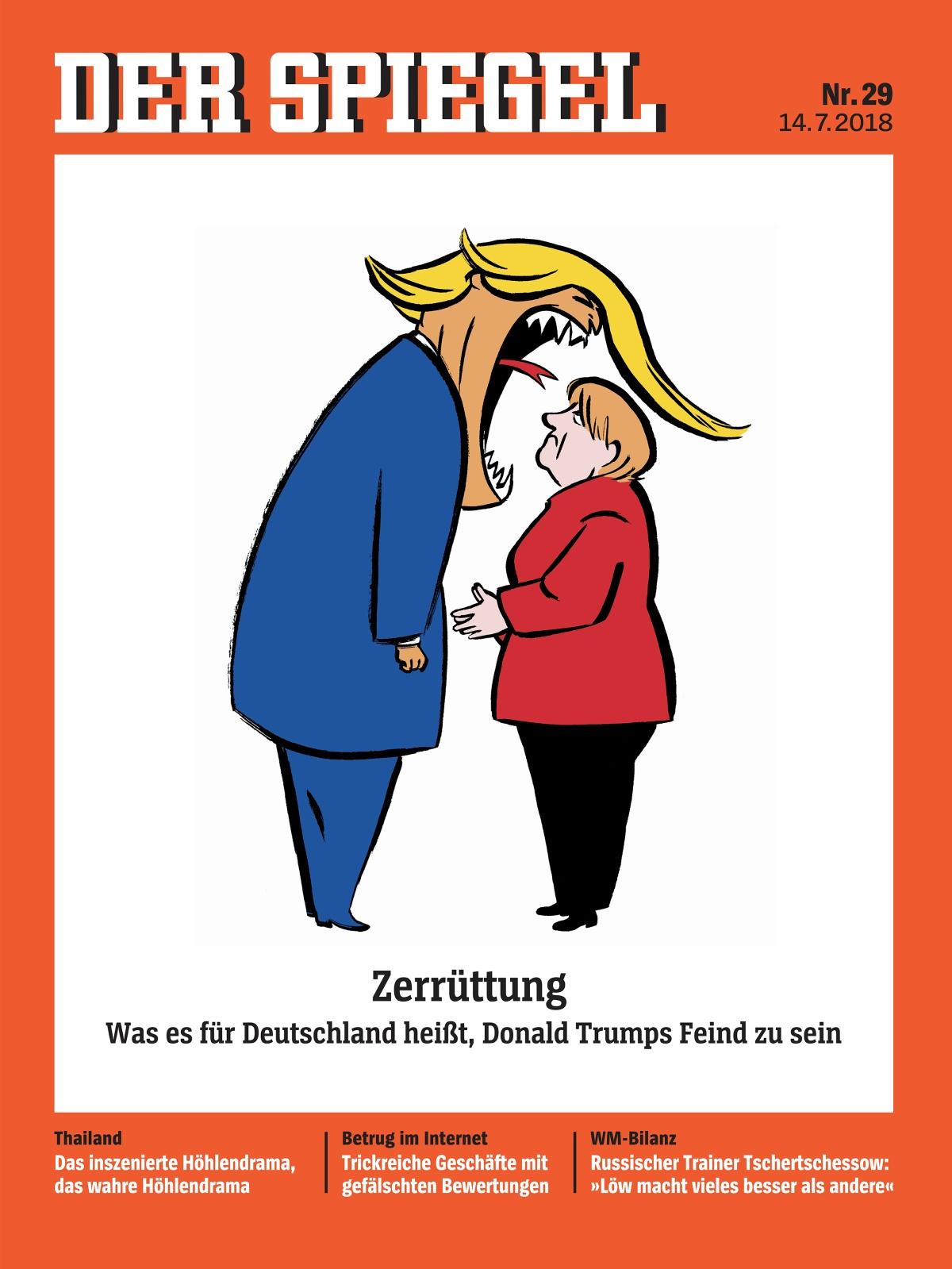 Der spiegel 2018 29 for Der spiegel hamburg