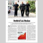 Schuldeneintreiber Drohbrief Aus Moskau Der Spiegel 382004